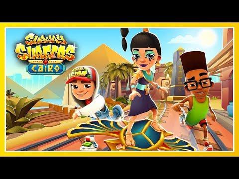 Subway Surfers: CAIRO - Best Games