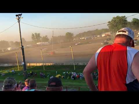 Oakshade Raceway Bomber Heat Races 6/30/2018