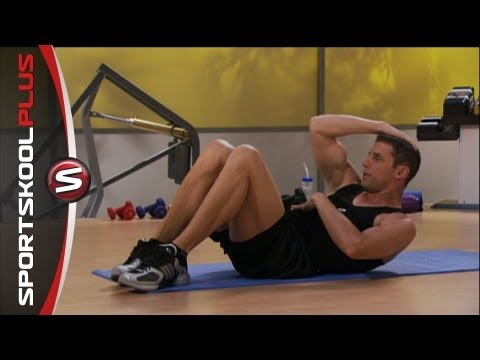 Ultimate Ab Workout with Terry Simpson