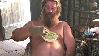 """Режиссёры """"Финала"""" рассказали о реакции Криса Хемсворта на толстого Тора"""