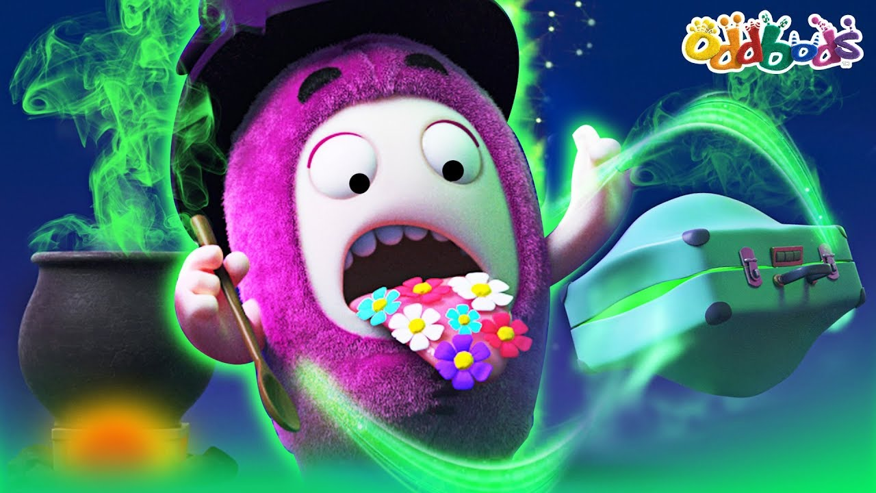 Oddbods | Fantastic Beasts | Magical New Episodes | Funny Cartoons For Kids