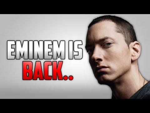 Eminem Destroys The Rap Industry On Kamikaze..