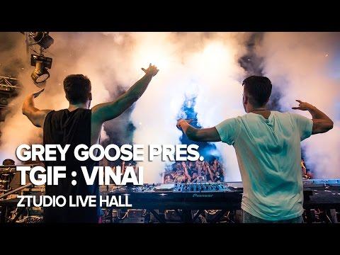 Grey Goose presents TGIF : VINAI at Ztudio Live Hall Bangkok