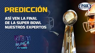 El pronóstico de los expertos en NFL para el Super Bowl LIV