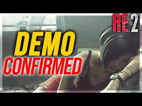 Resident Evil 2 Remake Demo CONFIRMED - JANUARY 11th