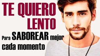 Download TE QUIERO LENTO con LETRA 🎶 - Álvaro Soler Mp3 and Videos