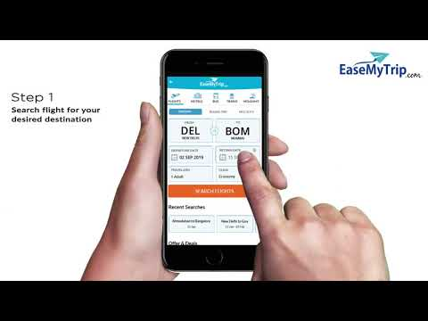 EaseMyTrip – Cheap Flights, Hotels, Bus & Holidays – Apps on
