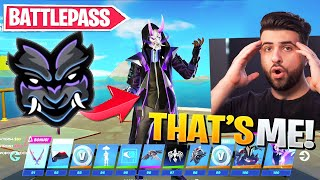 SEASON 3 BATTLEPASS!! SYPHERPK SKIN? (100% Unlocked) - Fortnite Season 3