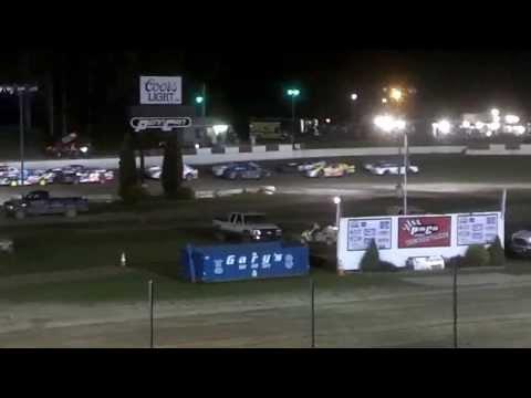 Steven Deinhardt Feature race 8/23/2012