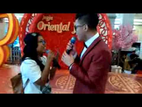Rafael Tan ~ Kesunyian Hati at Jogja Oriental Love Festival (120216)