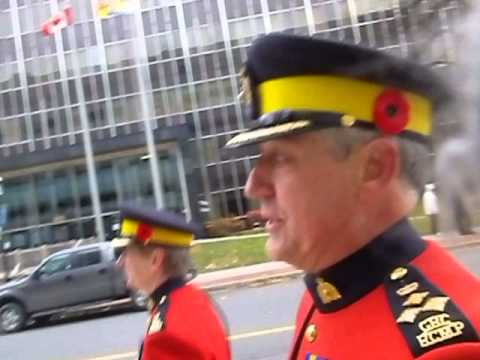 Commanding Officer of the RCMP in New Brunswick Roger Brown is hunted down by Blogger