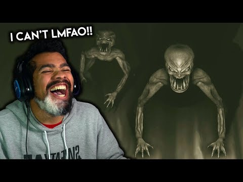 I CAN'T WITH THESE GAMES LMFAOO!! | 3 [Hilariously Bad] Horror Games