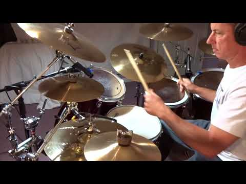 STEVEN CURTIS CHAPMAN-NO GREATER LOVE (DRUM COVER) BY CAJUN DADDY