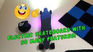 $700 Electric Skateboard, 30 MPH / 50 KMH Speed and 14 m / 23 k Range ?!