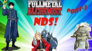 Full Metal Alchemist: Dual Sympathy Nintendo DS Part - 3