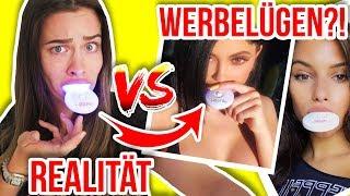 INSTAGRAM WERBUNG vs. REALITÄT: LÜGEN INFLUENCER?! 😱 PRODUKT-PLATZIERUNGEN im live Test!