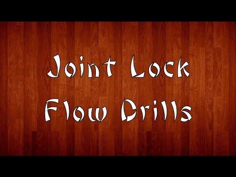 Joint Lock Flow Drills