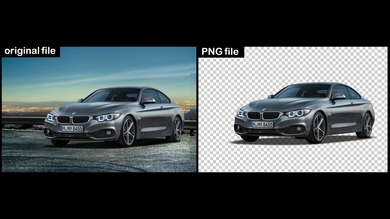 How To Make Jpg To Png In Photoshop Cc Tutorials Youtube