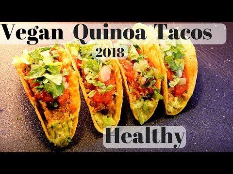 The Best Vegan Quinoa Taco Recipe for the New Year(2018)