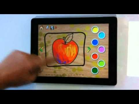 Coloring - Applications APP Ipad - Iphone - Children Kids Babies ...