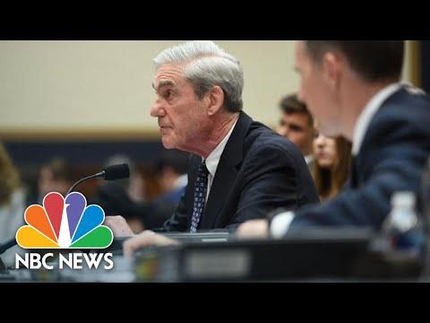 Robert Mueller Says
