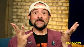 Kevin Smith on the making of 'Jay and Silent Bob Reboot'