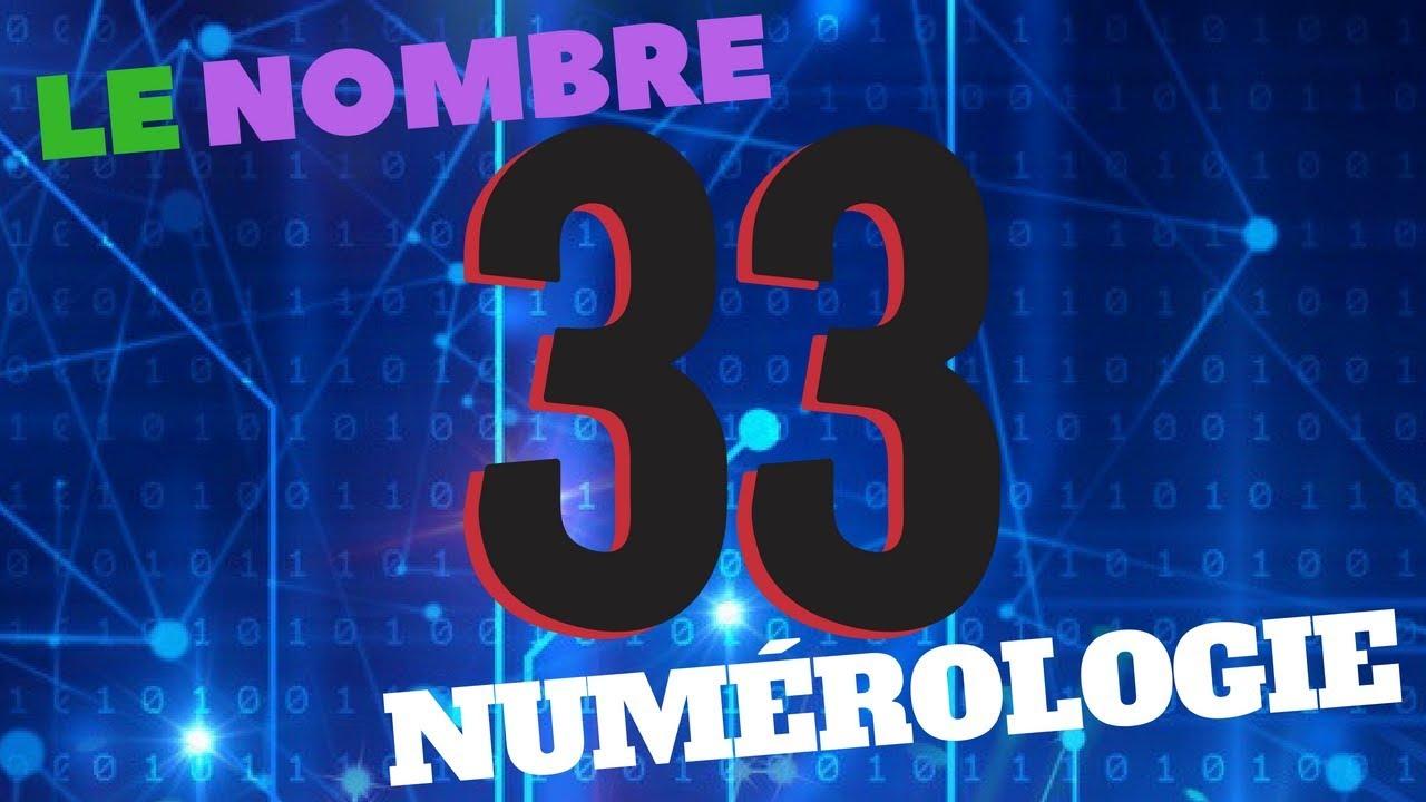 #33 LE 33 ET SES SYMBOLES [#NUMÉROLOGIE]