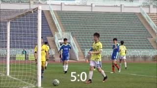 青年會VS趙律修 2017 .1 .1 元朗學界乙組足球分組