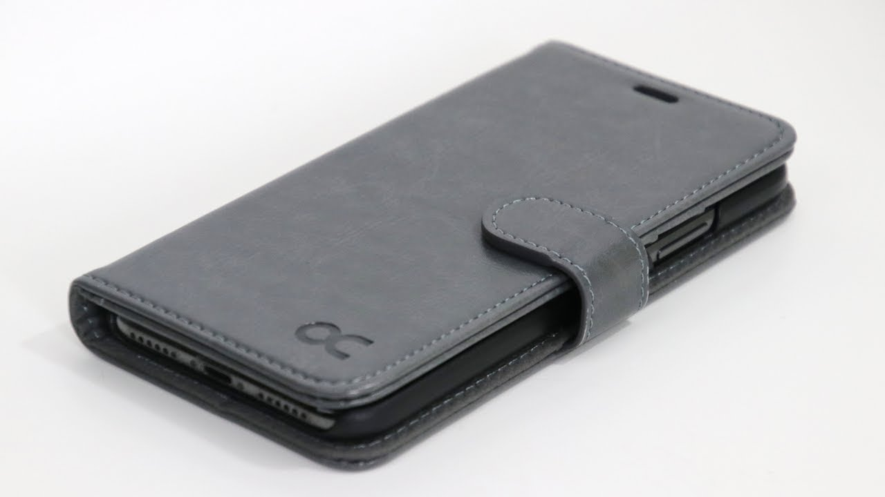 new style 4997e 24111 OCASE iPhone X Wallet Case Review - Best iPhone X Wallet Case?