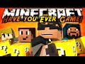 Minecraft Modded Mini-Game : HAVE YOU EVER LUCKY BLOCK?!