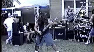 Corruption - Mind Grind - Backyard party in San Francisco 1993