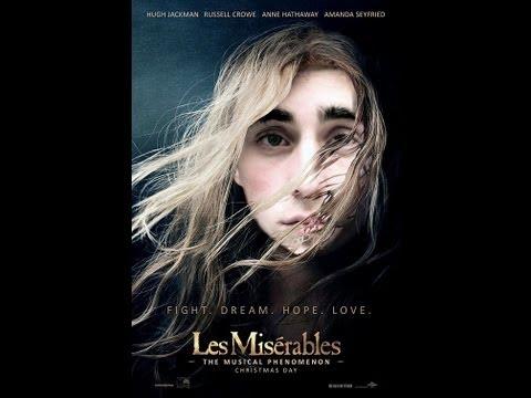 Les Misérables (ANNE HATHAWAY OUTTAKES)