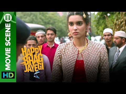 Diana Penty mistaken for a spy | Happy...