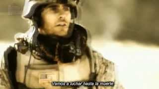 Repeat youtube video Thirty Seconds To Mars - This Is War (subtitulado)✔
