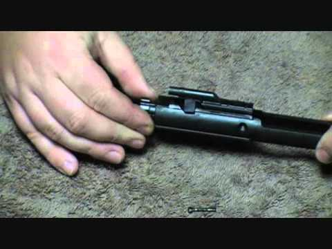 AR-15 Bolt Carrier Group Disassembly & Reassembly