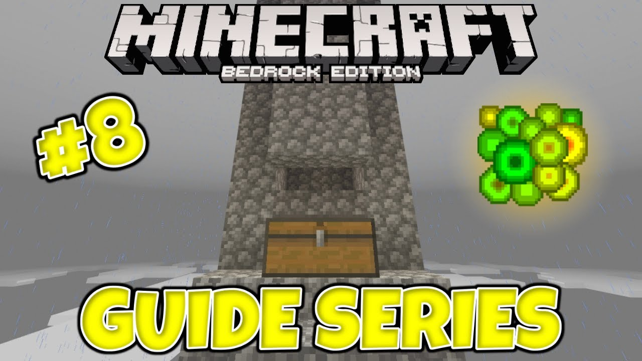 HOW TO GET TONS OF XP! Building a XP Farm! Minecraft Guide Ep.1111 [Minecraft  Lets Play 11.111 Bedrock]