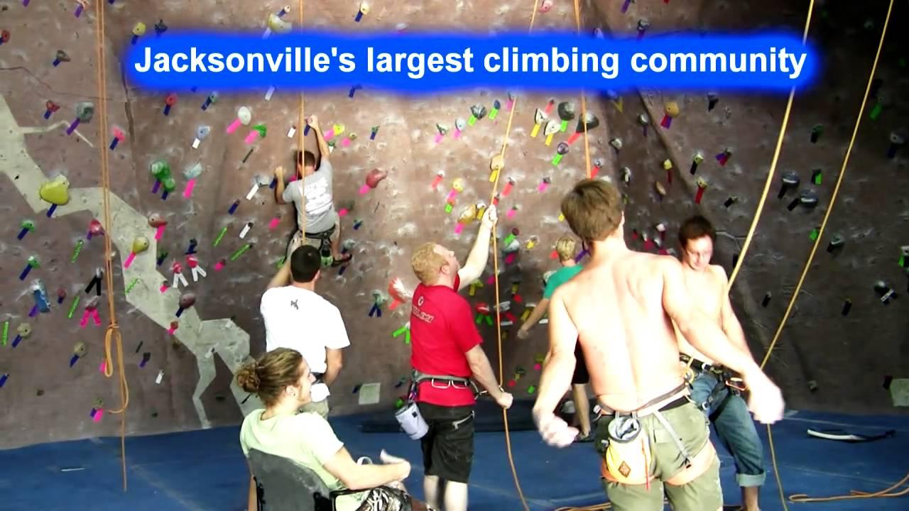 The Edge Rock Gym 2010 Promo