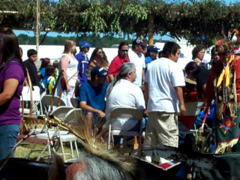 Pow Wow at Fond Du Lac Reservation