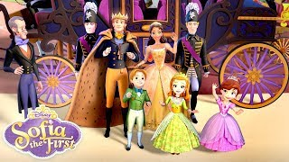 A Big Day Music Video | Sofia the First | Disney Junior