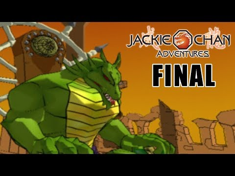 SHENDU FINAL BOSS | Jackie Chan Adventures PS2 #20