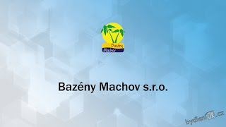 Bazény Machov s.r.o. - Partner bydleníOK