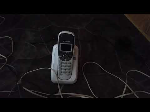 Initial Checkout | Vtech CS6114 DECT 6.0 Cordless Telephone