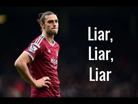 Andy Carroll is a Massive Liar
