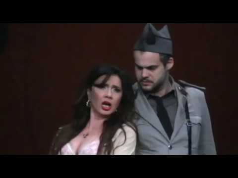 Del Monaco Dragana, Carmen - Excerpt from Act I
