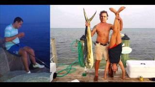 Lovio jedan covek ribu