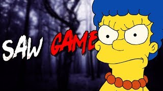 SIMPSONS PRECISAM DE AJUDA!!!! (MARGE SAW GAME)