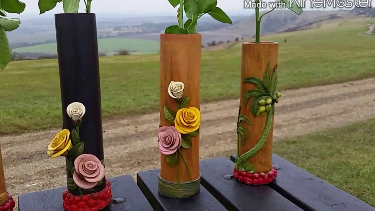 YouTube : bamboo flower vase - startupinsights.org