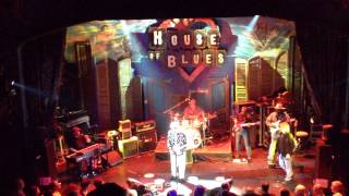Buddy Guy - Meet Me In Chicago - House of Blues New Orleans (05/02/2014)