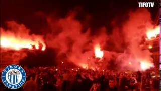 Hooligan Albanian Ultras Tirona Fanatics