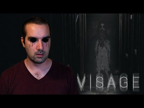 Visage | Horror Game (1) - Chapter 1: Lucy's Chapter
